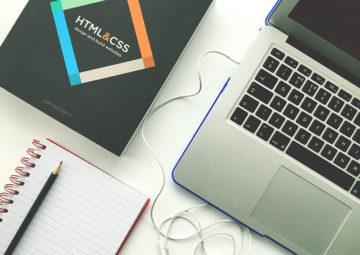 最速でWeb制作ができるようになる効率の良いHTMLとCSSの勉強方法。
