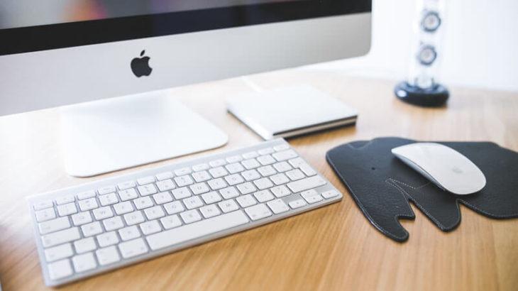 【ブロガー必見】ゲーミングマウスパッドをキーボードの下に敷くと作業が捗る