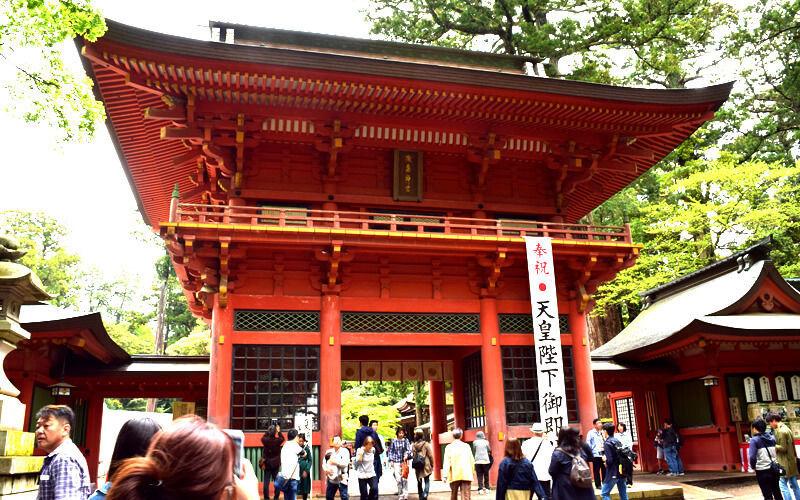 鹿島神宮へ電車で観光に行ってきた。見どころ、行き方、駐車場の有無について