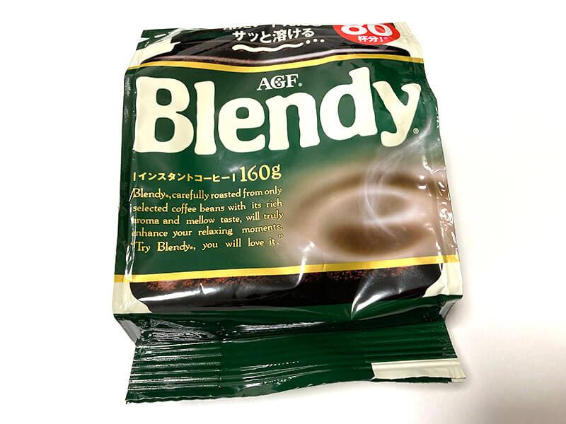 AGF Blendy(ブレンディ)インスタントコーヒー